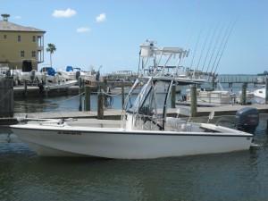Fishing Charter in Tampa FLorida